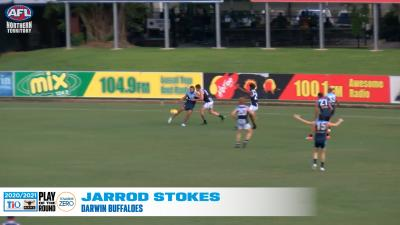 Jarrod Stokes - Play of the Round