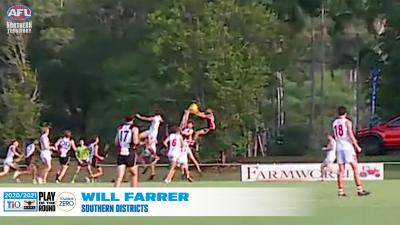 Will Farrer - Play of the Round